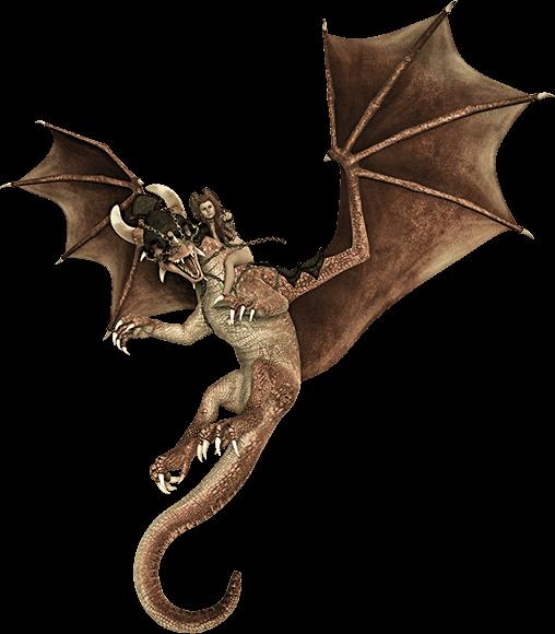 fantasy-world-dragonlady